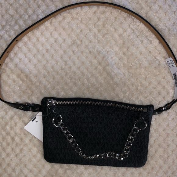 6b8fecd8c584 Authentic Michael Kors waist-bag/fanny pack NWT